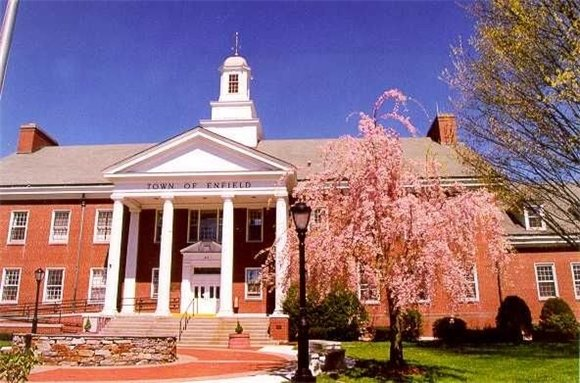 blossom town hall