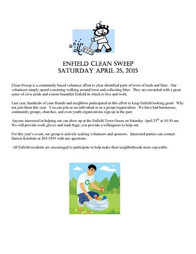 Clean Sweep 2015