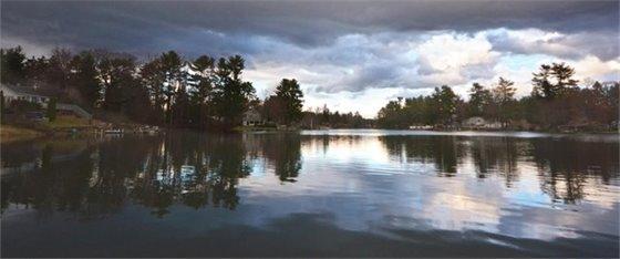 shaker lake