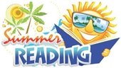 picture of a summer reading logo
