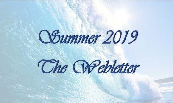 Summer 2019 The Webletter