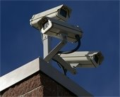 Picture of Surveillance Cameras