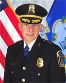 Picture of Police Chief Alaric Fox