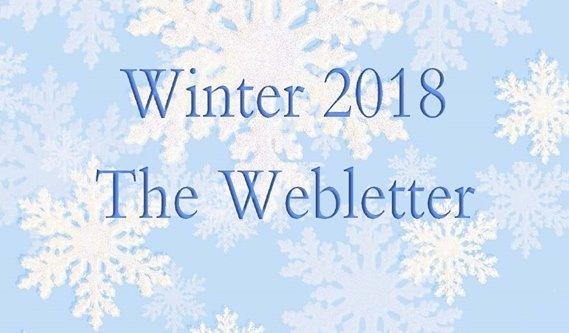 Winter 2018 The Webletter