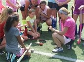 Picture of Youth Field Hockey Instruction