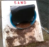 picture of sand barrel