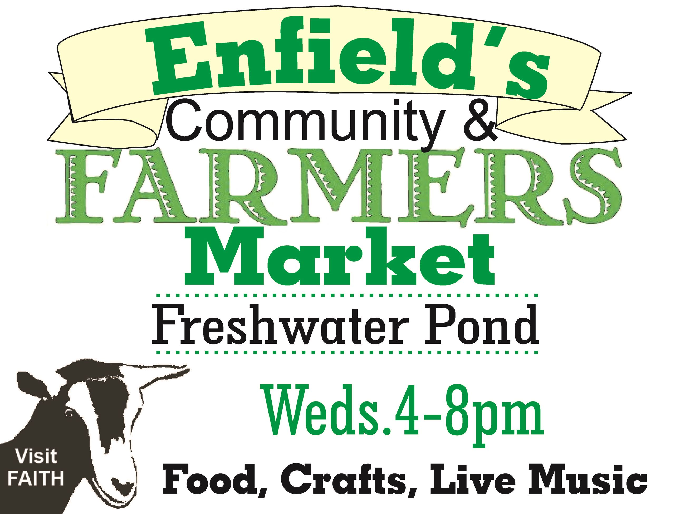 Enfield CFM Sign