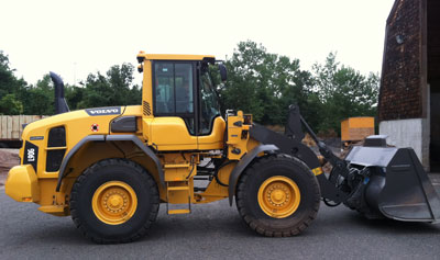 Highway Maintenance Loader