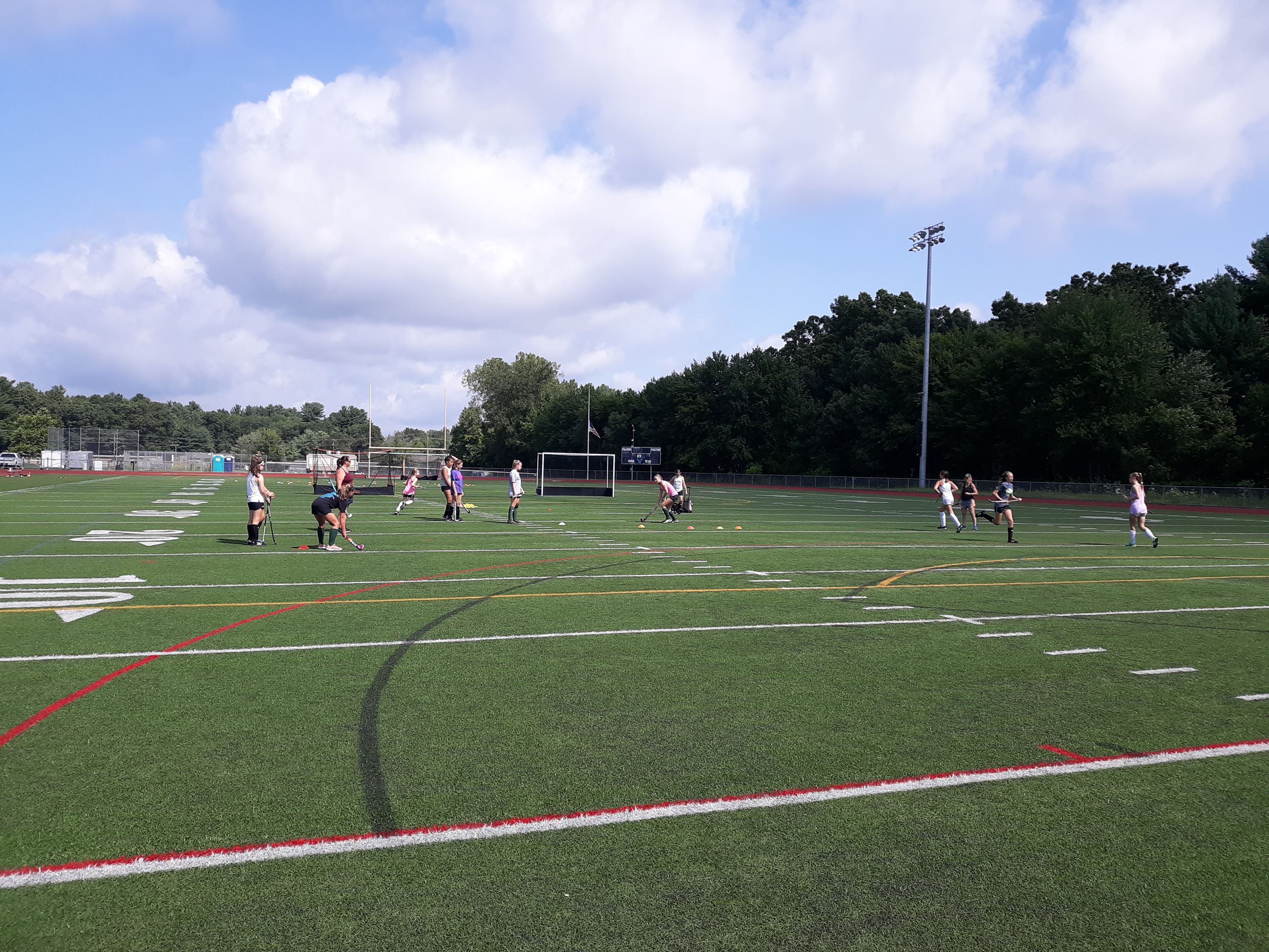 Summer Field Hockey Camp 2019