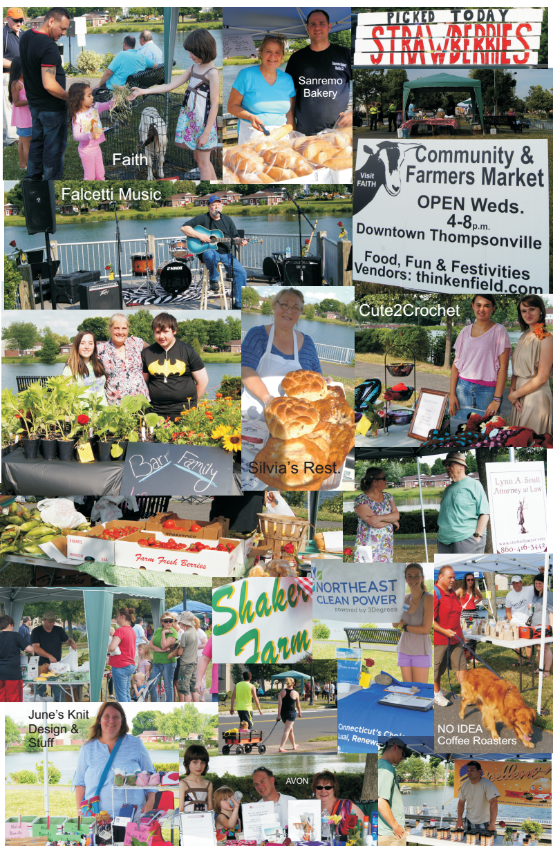 Community and Farmers Market