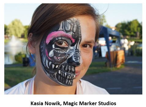 Kasia Nowik, Magic Markers Studio