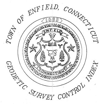 Town Of Enfield Ct >> Geodetic Survey Control Index Enfield Ct Official Website