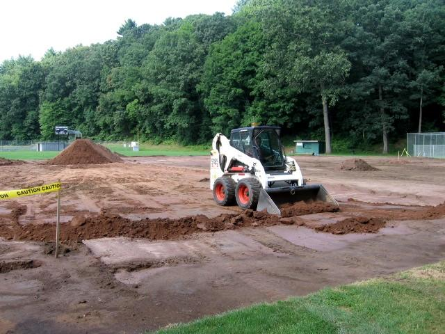 Rebuilding the Powder Hollow Field
